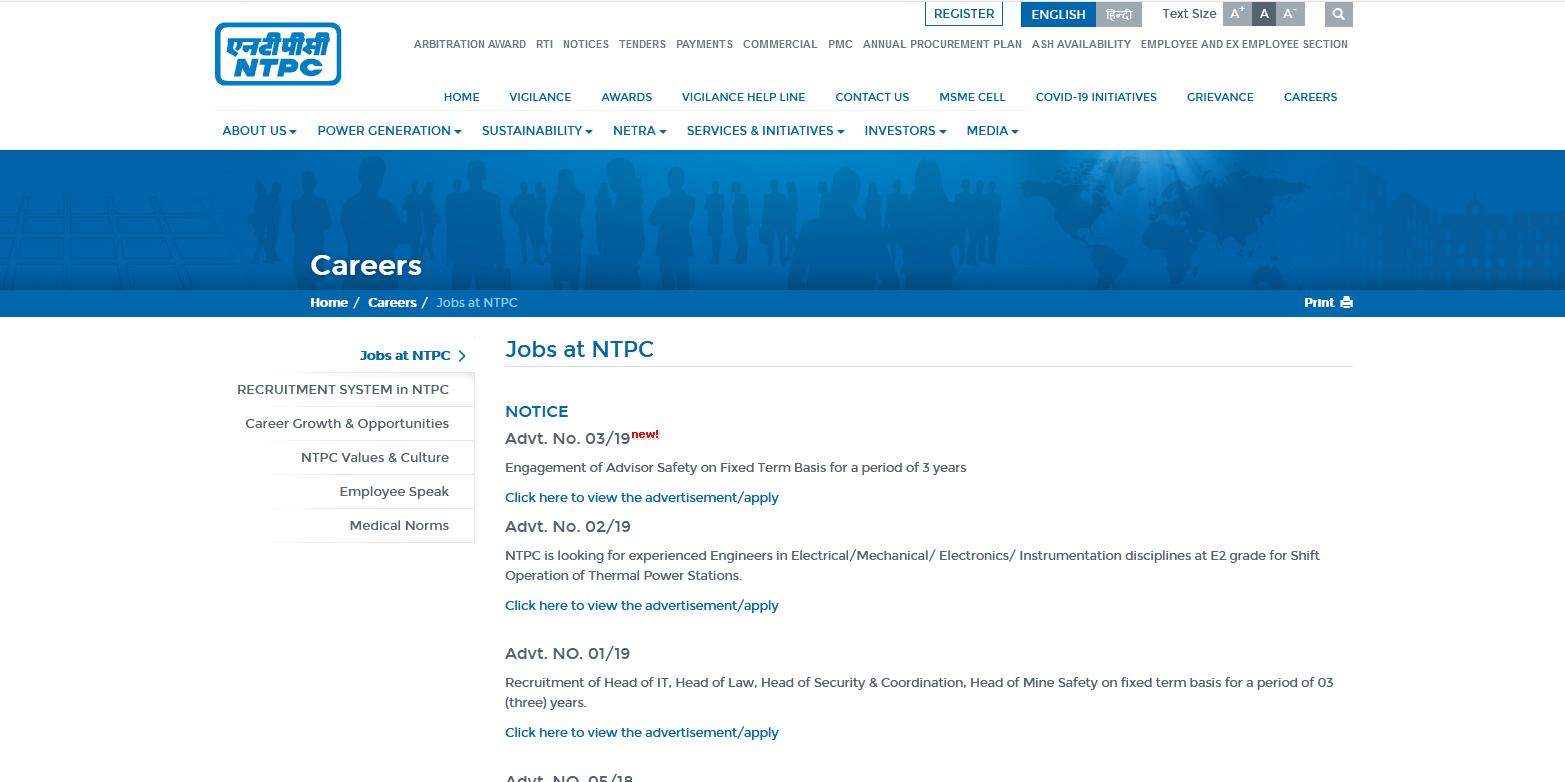 NTPC 2022 WWW.ONLINESTUDYPOINTS.COM