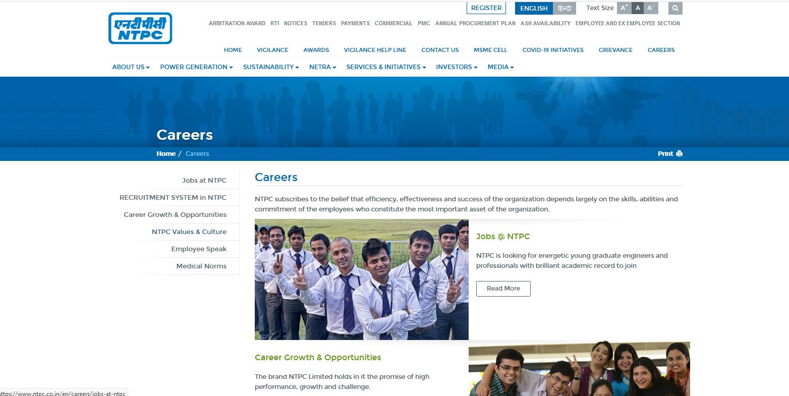 NTPC 2024 WWW.ONLINESTUDYPOINTS.COM