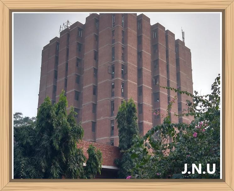 jnu buildiJawaharlal Nehru University BUILDINGng OSP