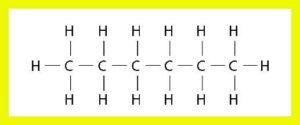 alkanes - Hexane
