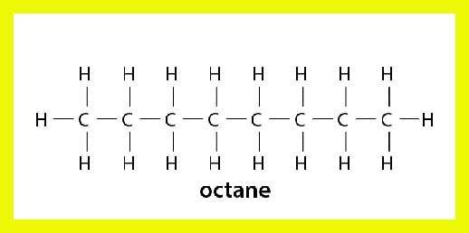 alkanes - OCTANE